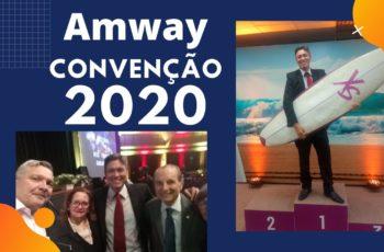 Convenção Amway 2020